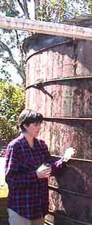Local Hero Hawaii S Guru Of Water Catchment Trisha Macomber